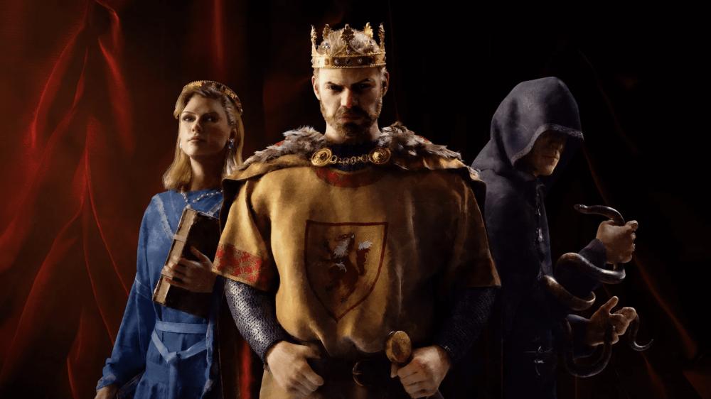 Патч Crusader Kings 3 11 уже здесь и он большой