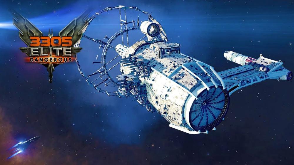 Бетаверсия Elite Dangerous Fleet Carriers стартует на следующей неделе