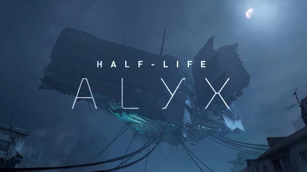 Первый мод который позволит вам закончить HalfLife Alyx without VR находится здесь
