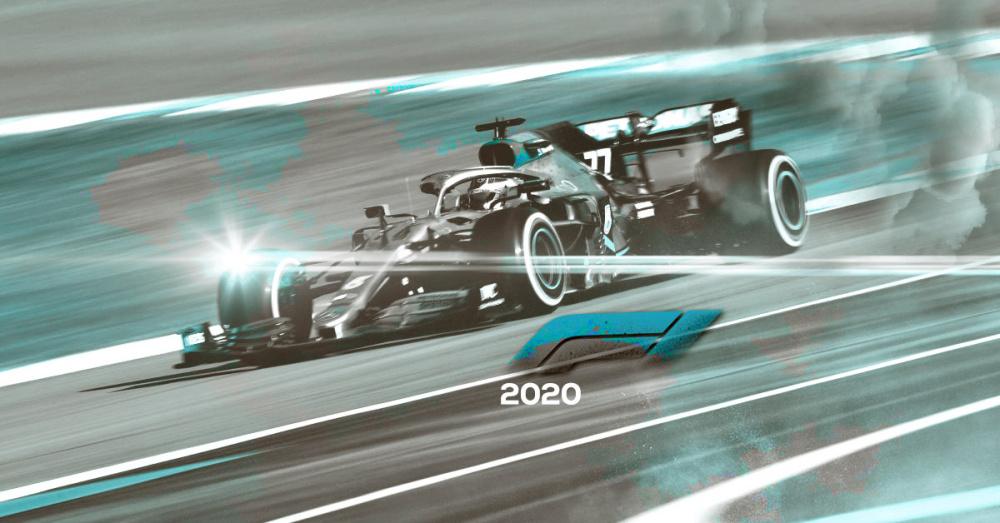 Codemasters добавляет черный Mercedes в F1 2020