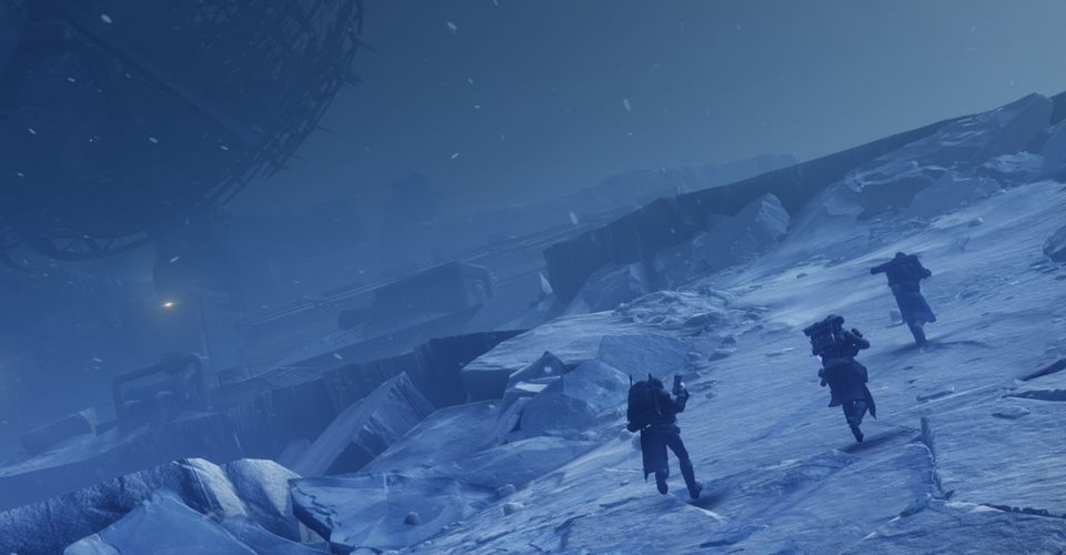 Destiny 2 Beyond Light добавят динамичные метели