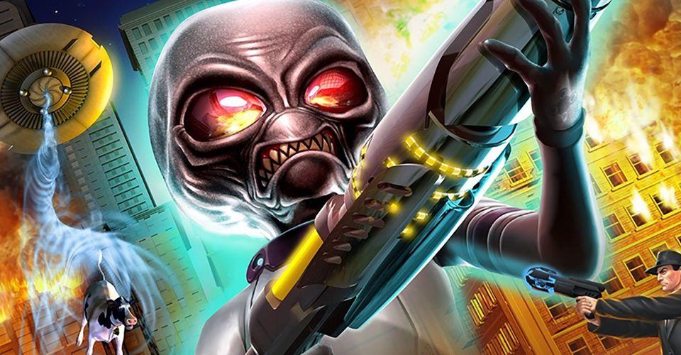 Destroy All Humans доступен уже сейчас для некоторых игроков