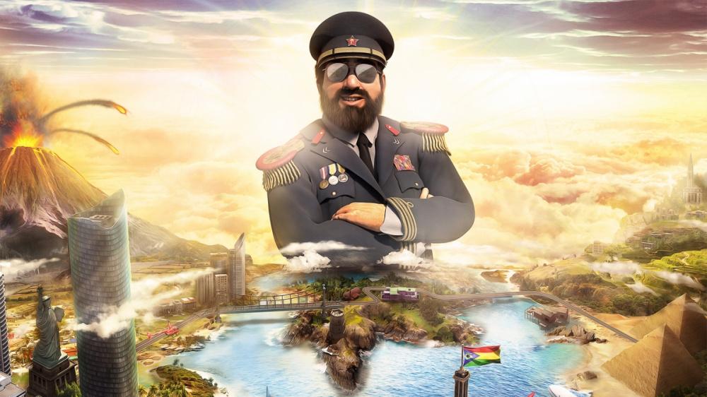 Тропико 6 добавляет в DLC Эль Президенте в социальных сетях