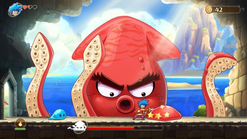 Stadia получает три отличные игры Monster Boy West of Loathing and Republique