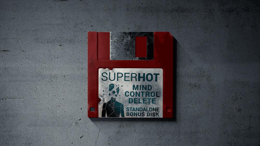 SUPERHOT MIND CONTROL DELETE Первый взгляд