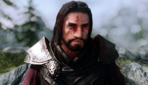 Этот мод Skyrim покрывает вас грязью и кровью в стиле Red Dead Redemption 2