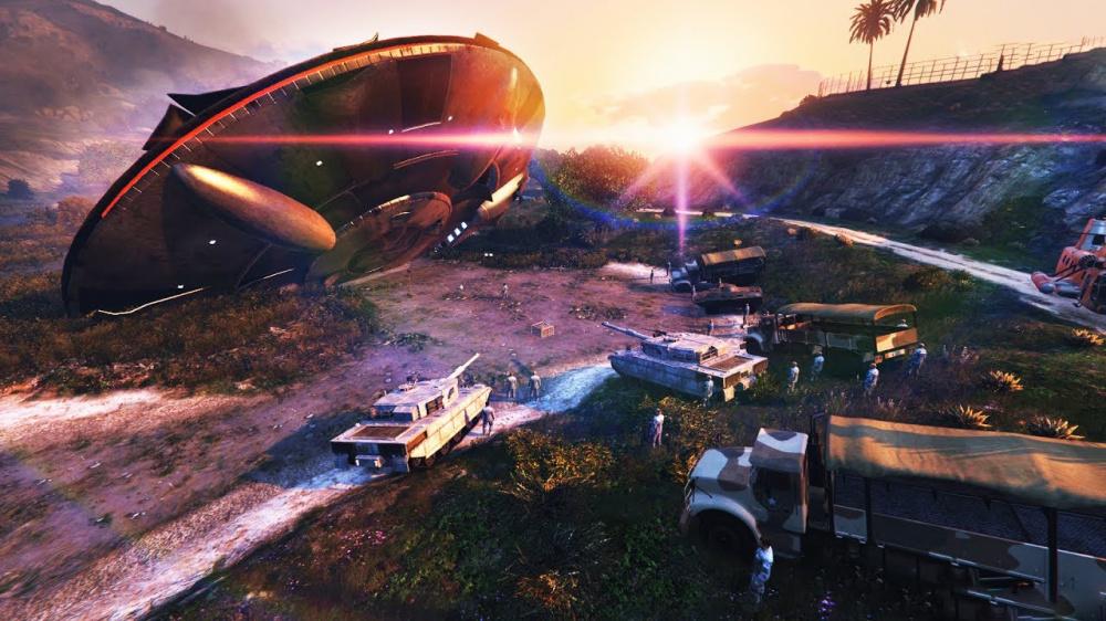 5 деталей которые сделали серию GTA такой популярной