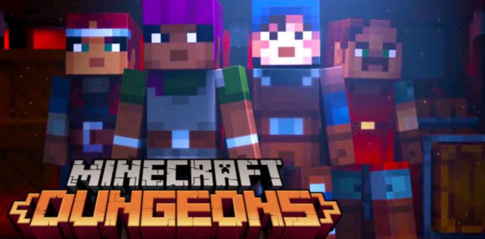 Minecraft Dungeons откладывается до мая