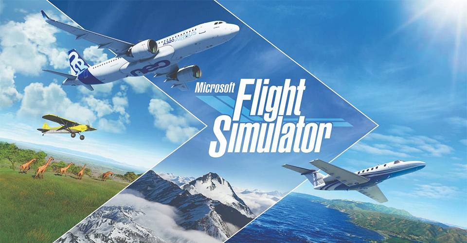 Новый уровень реализма Microsoft Flight Simulator c поддержкой VR