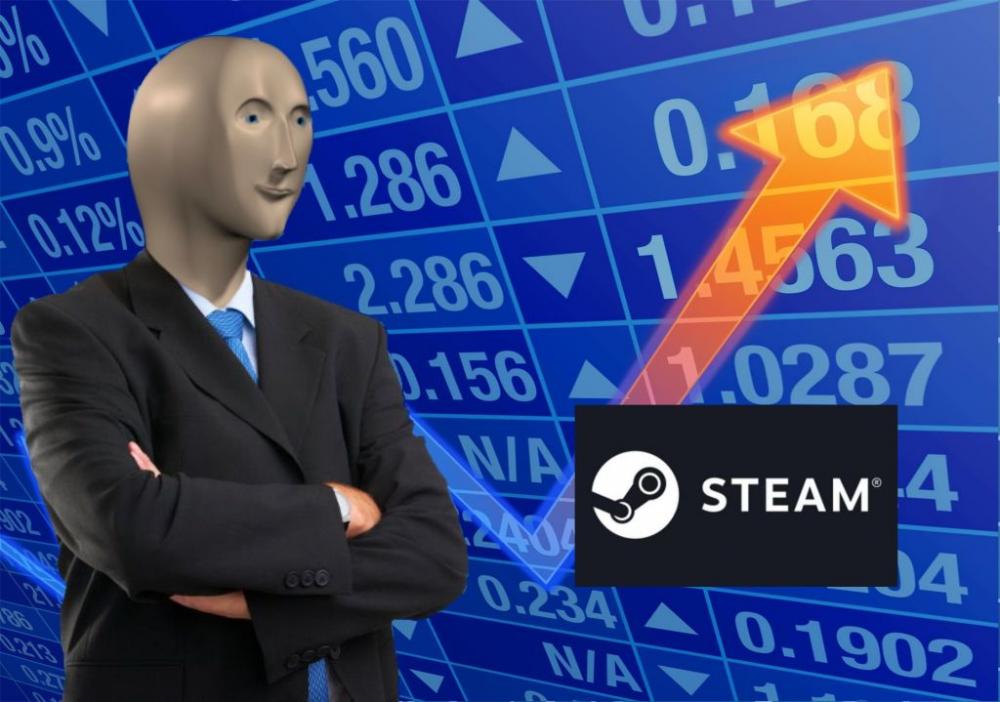 У Steam есть рекордные 20 миллионов одновременных пользователей