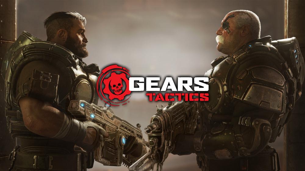 Трейлер запуска Gears Tactics