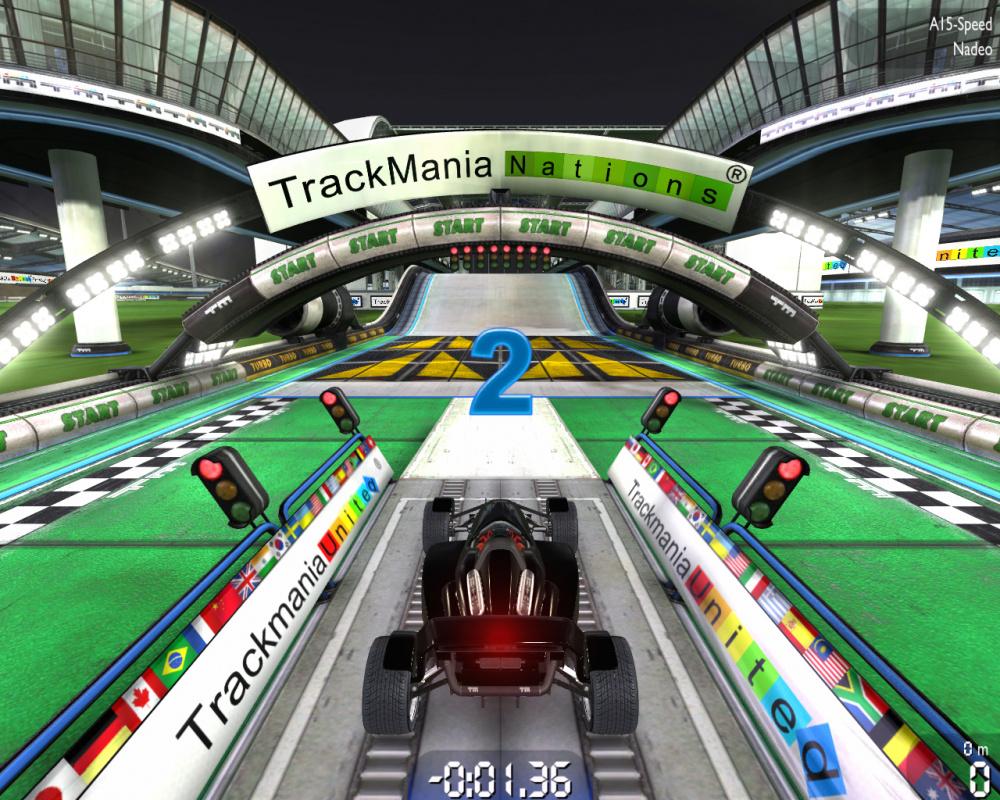 Trackmania Nations получит ремейк