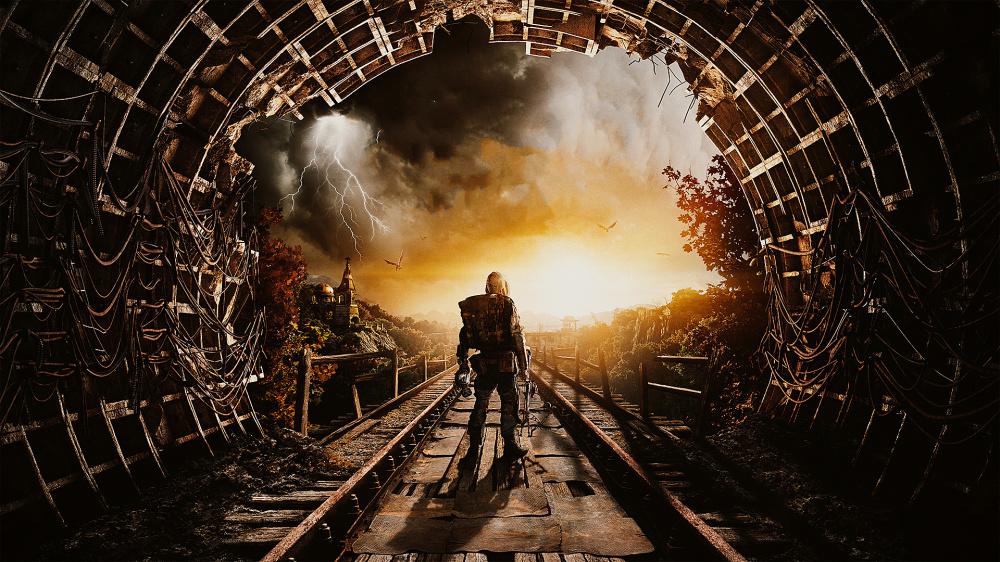 Metro Exodus полностью охватывает следующие поколения трассировки лучей