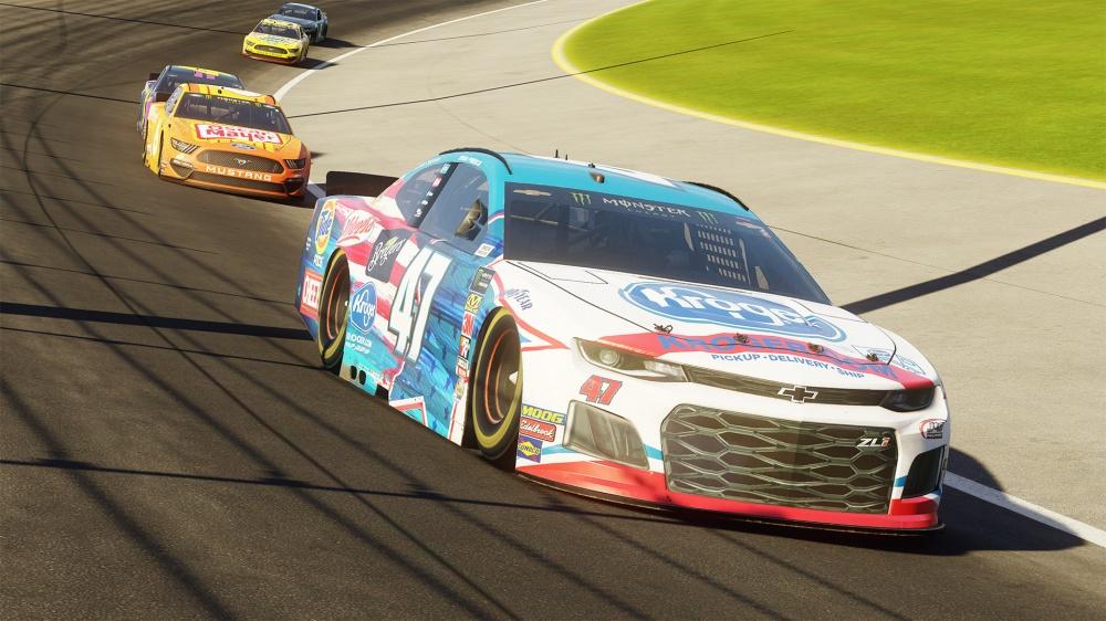 NASCAR Heat 4 возвращается чтобы снова порадовать поклонников в сентябре