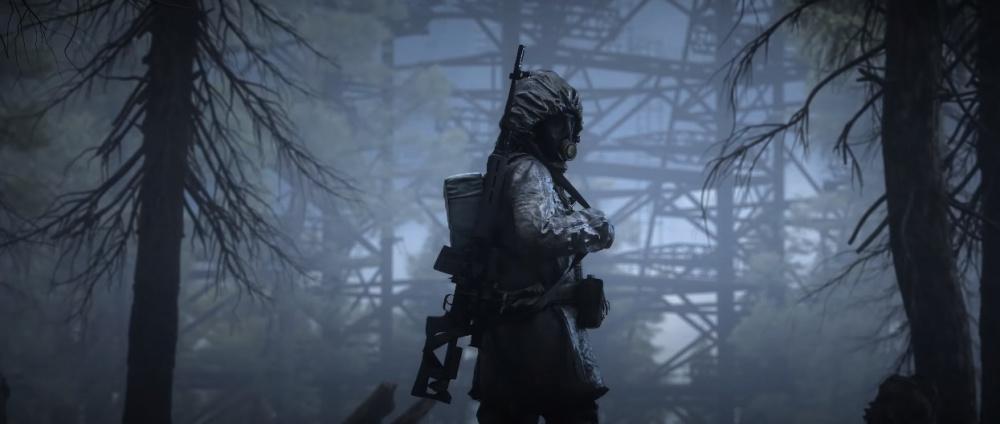 STALKER 2 Возвращаемся обратно в Чернобыль