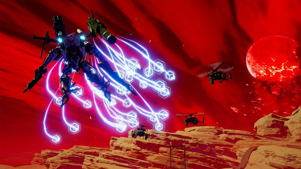 Daemon X Machina выйдет в Steam на следующей неделе