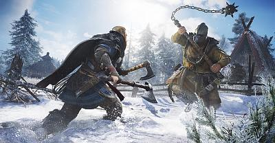 В файлах игры Assassin's Creed Valhalla найдена информация о третьем дополнении😲