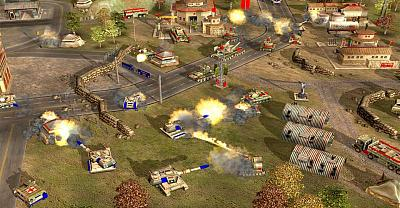 Фанаты преобразили Command and Conquer Generals посредством движка 3-го Red Alert😋